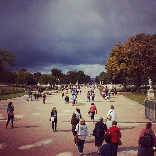 Des Champs-Elysees Pola Elizejskie Paryż Francja beautiful view miss