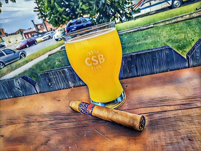 Yum! Craftbeer Cigars