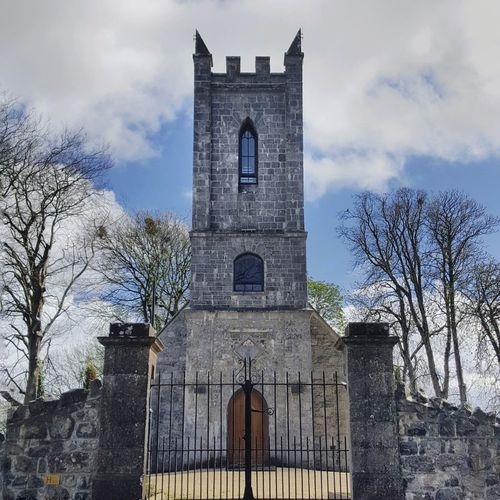 church Religion History County Clare Place Of Worship Building Exterior Historical Building