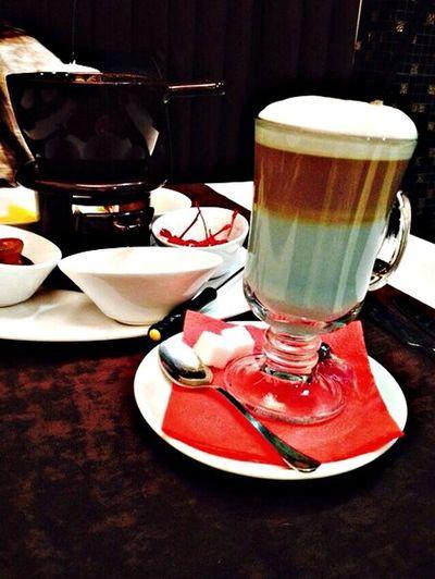 Latte Mint