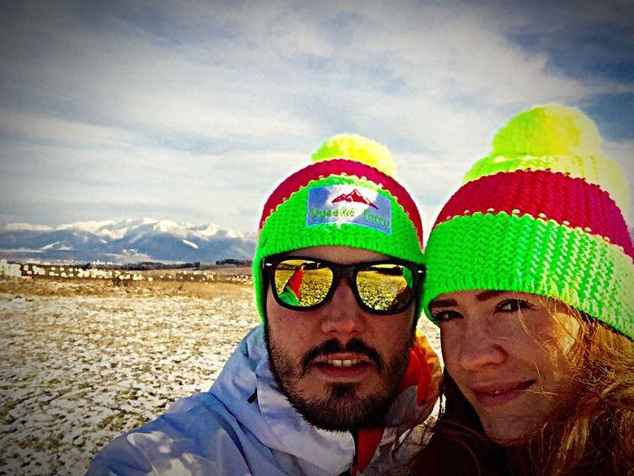 Love sunny winter 🇸🇰❄️☀️❤️ Slovakia Winter Mountains Nechsapači First Eyeem Photo