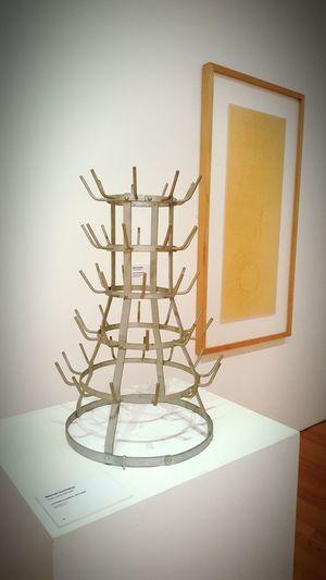 Ready Made Withfilter Art But Is It Art? Duchamp Museu Berardo Lisboa Lisbonne
