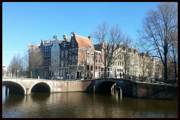Amsterdam Canals Dutch Cities Water_collection