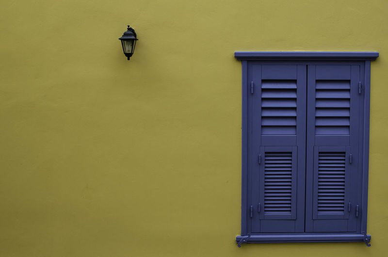 Simplicity Architecture Building Exterior Built Structure Day No People Outdoors Window Yellow First Eyeem Photo