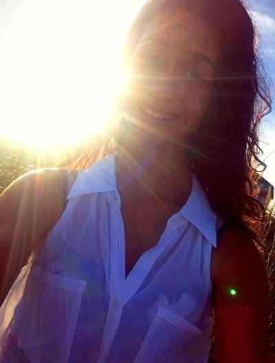 So I felt like I looked really good today.☺ So I tool a bunch of photos