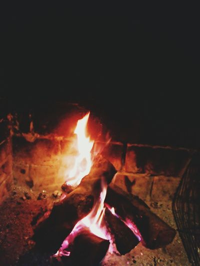 Heat - Temperature No People Lava Outdoors Nature Night Fire Beauty In Nature