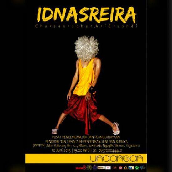 Jangan lupa 10 Juni 2015 | 19.00 WIB Di P4TK Kaliurang sebuah pertunjukan tari mengenai fenomena tari saat ini Dance Pertunjukan Performens Subject Idnasreira Project Kaliurang Yogyakarta INDONESIA