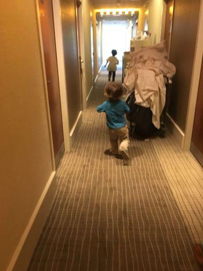Laundry Boys Hotel Hotel Hallways Indoors
