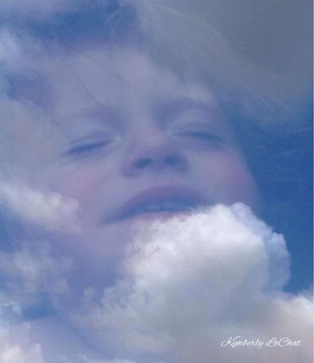 My Love My Grandson EyeEm Lover Of Clouds My Hobby Clouds And Sky My Art Family Portrait Of Innocence Portrait Of A Toddler Photography