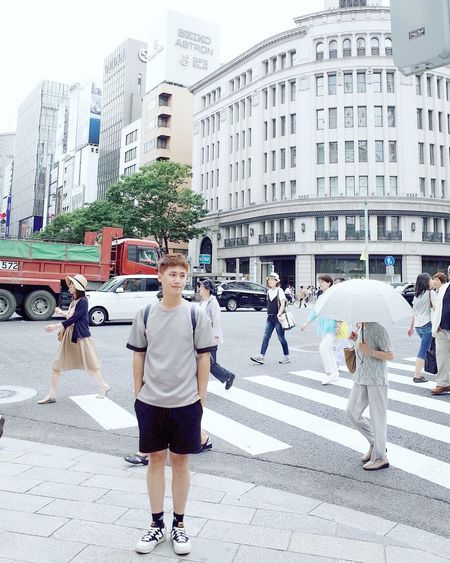 City Traveler🚶🏻🏃🏻 銀座