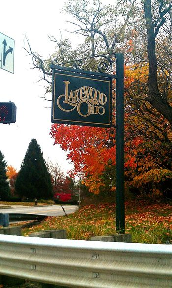 Walk This Way Autumn Leaves Lakewood Ohio