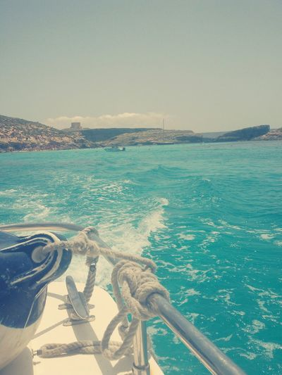 Traquility Turquoise Sea Comino Blue Lagoon WOW Back To Home Life Is A Beach