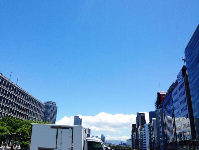 Cloud And Sky OSAKA