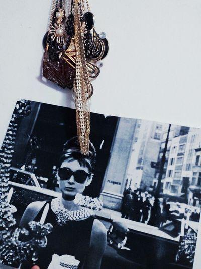 moon riveeeer ? Audrey Hepburn Lovely Decoration Antique Fashion&love&beauty Classic Diva Fabulous