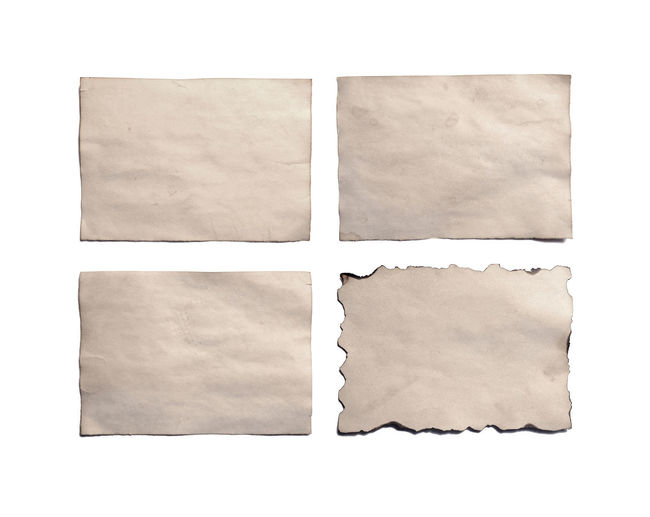 Paper Old Vintage Background Set Isolated Texture White Collection Grunge Antique Retro Parchment Aged Blank Brown Frame Page Dirty Abstract Empty Yellow Textured  Damaged Paperboard Manuscript Design Stained Burnt Cardboard Ragged Material Ancient Pattern Torn Letter Rusty Rust Border Worn Label Scrapbook Coffee Card Banner Different Book Sheet Group Many