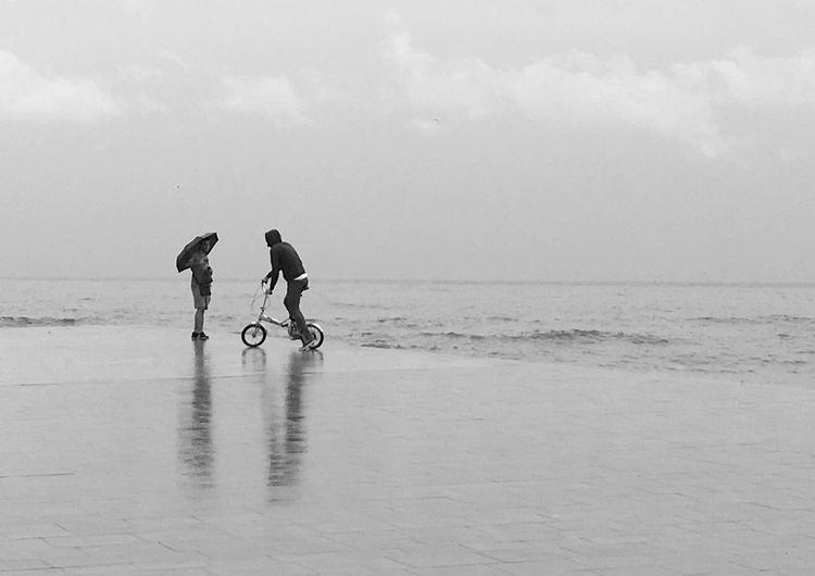 Raining Day Mi Serie Minimal Monochrome Minimalobsession