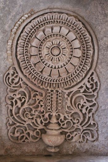 Adalajstepwell Ahmedabad India Ancient Architecture Art And Craft Beauty Creativity Day No People Outdoors Stepwell Travel Destinations