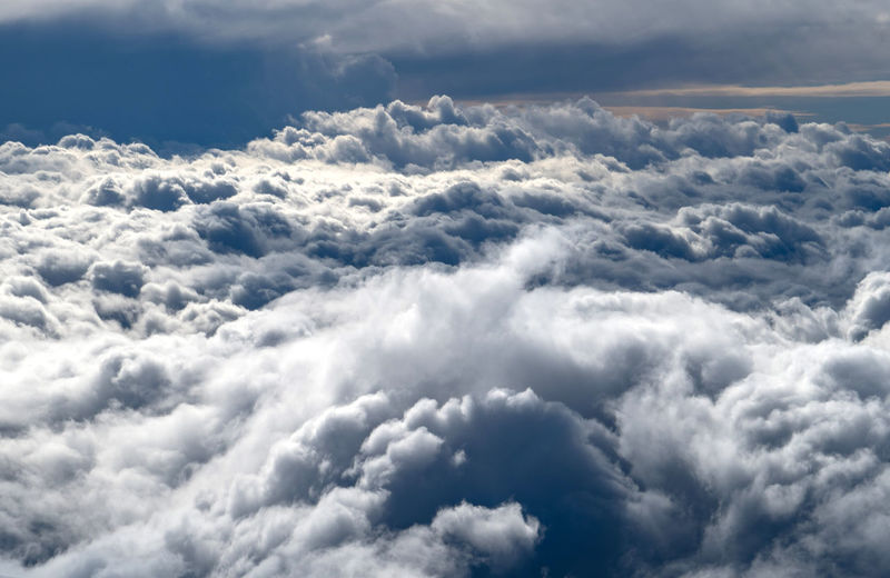 Cloud - Sky Beauty In Nature Scenics - Nature Sky Cloudscape No People Nature Tranquility Dramatic Sky Backgrounds Tranquil Scene Overcast Day White Color Moody Sky Outdoors Fluffy Atmosphere Wind Softness Above Meteorology Wispy