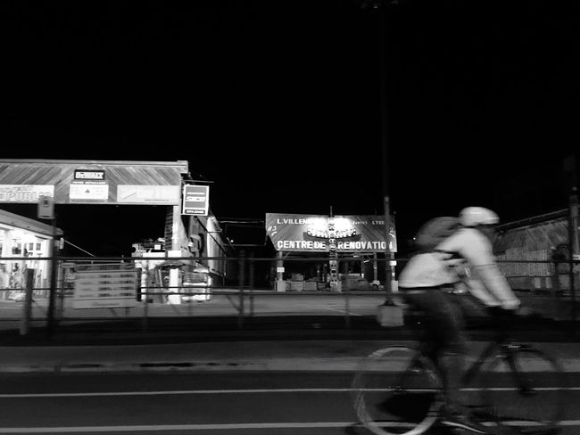 Fixie Life In Motion Streetphotography Blackandwhite