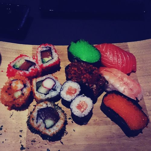 altijd lekker sushi
