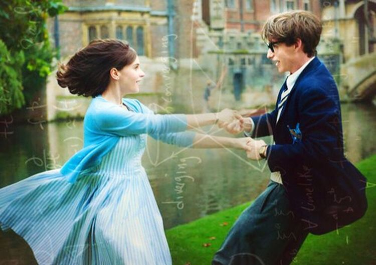 MOVIE Love The Theory Of Everything Eddie Redmayne