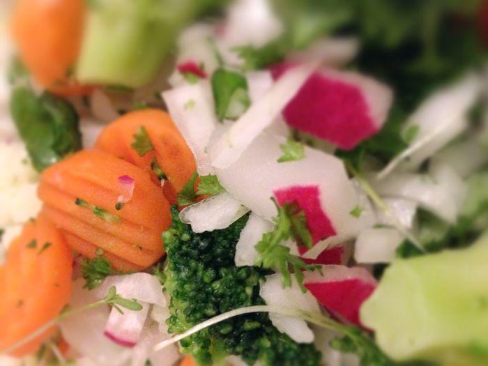 Vegetables Radish Broccoli