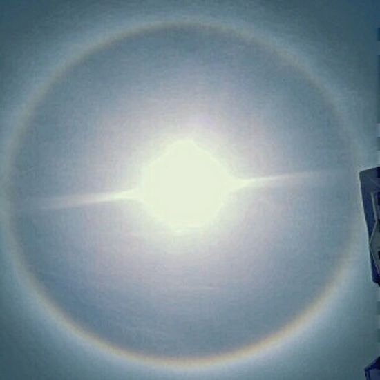 Eye4photography  Natural Phenomena ring sun 2011 in Surabaya Licht Und Schatten EyeEm Nature Lover