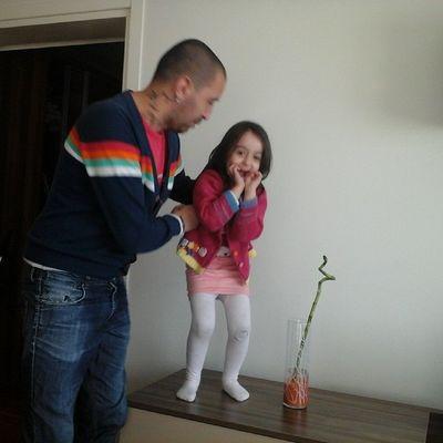 Azra and me
