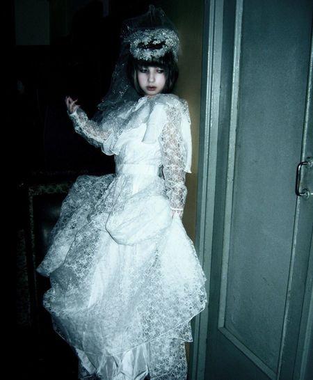 Horror Weddding Corpse Bride