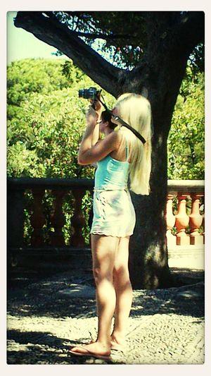 Taking Photos Of People Taking Photos 25 Days Of Summer