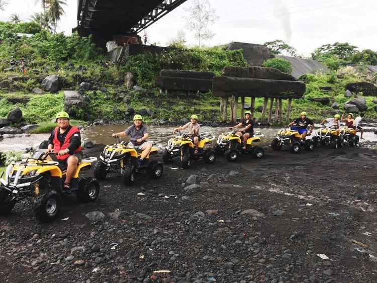 Beautifully Organized ATV Ride Albay,bicol First Time Experience Adventure Time