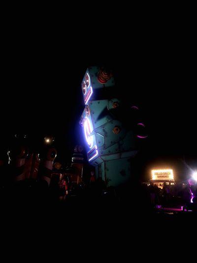 Bestival Festival Music Robot