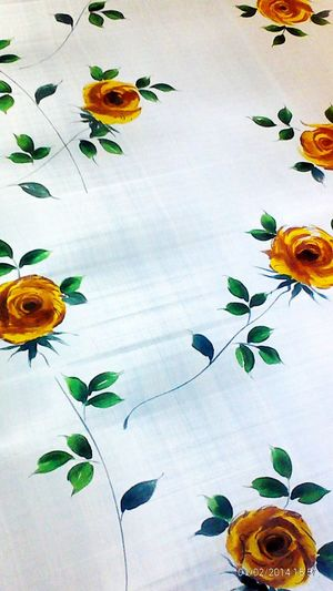 Piece-Work Silk and Cotton made to order made by my hand 100% design wholesale retail.