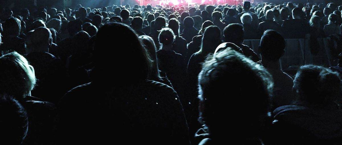 Crowd Crowded Concert Festival People Large Group Of People Togetherness Nightlife Audience Night Adults Only