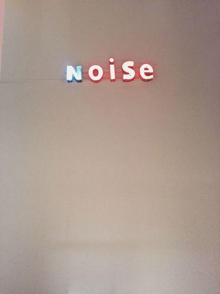 Noise Undercover Tokyo Neon Lights Neon Design Fashion
