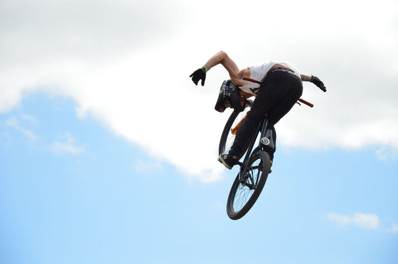 Athlete Bicycle