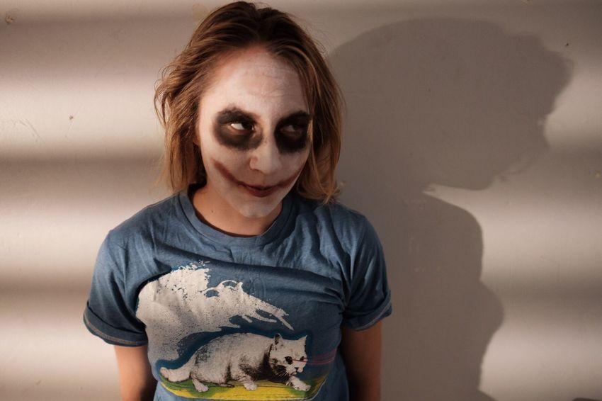 EyeEm Selects Young Adult Actor Joker Portrait Studio Shot Fun