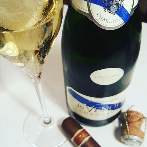 Buddel Peng Devenoge Chardonnay Champagne Cigar Nub