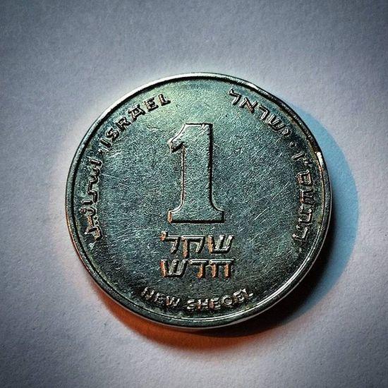 Израильский шекель монета израильскийшекель Money