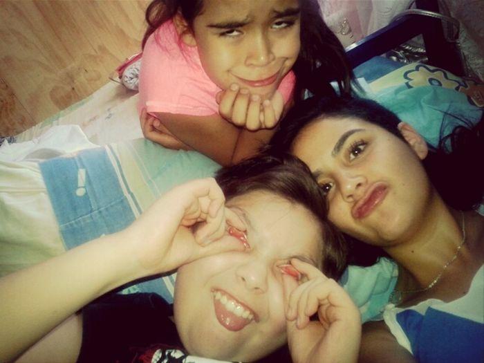 Benja y Carla, los amo mis loquitos ♥ Los Adoro ♥ Deformes