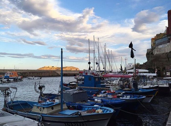 Sky Water Sea Cloud - Sky Port Santo Stefano Italy