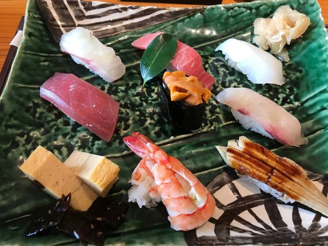 🍣 🍣 🍣 Seafood Food Food And Drink No People Freshness Sushi Close-up Healthy Eating Indoors  Ready-to-eat Day Japanese Food Enjoying A Meal Freshness Eye4photography  Enjoying Life Taking Photos My World Of Food Enjoy Eating Food And Drink