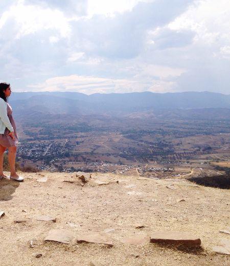 MonteAlban Oaxaca México  Happy :) ArcheologicSite ThatsMe Mexican Girl LoveIt ❤️