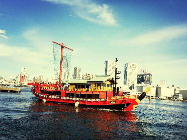 Japan Cruising Tokyo Beautiful Day