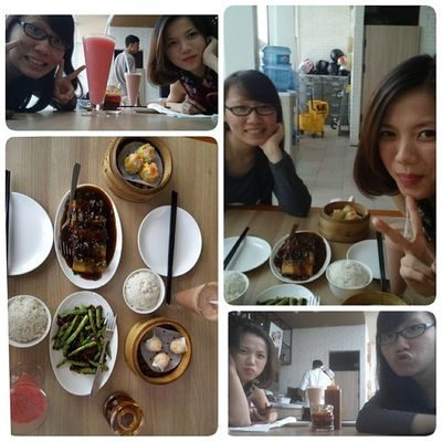 Saturday Hangout with Sisterfromanothermother @noviriana Latelunch imperialkitchen nomnom kulinermedan makanmana