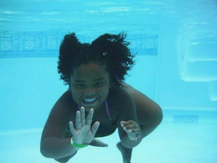 Underwater Photography Babygirlunderwater