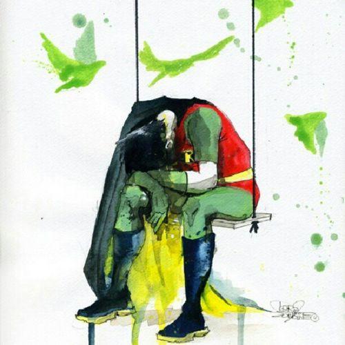 Teentitans Robin