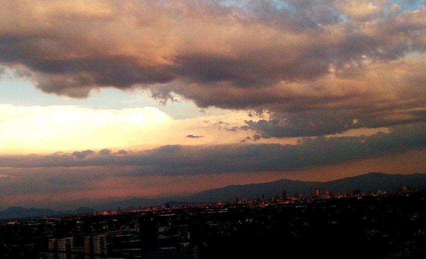 Sunset Sunday Afternoon