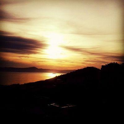 Lindo fim de tarde em Florianópolis Floripa