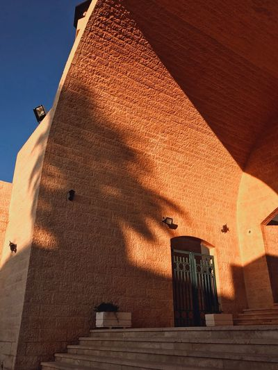 The doors Architecture Built Structure Sunlight Building Exterior Shadow Nature EyeEmNewHere